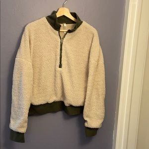 Fabletics Sherpa Pullover